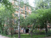 neighbour house: avenue. Zapadny, house 3. Apartment house