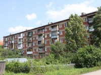 Golitsyno, Zapadny avenue, house 4. Apartment house