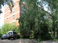 neighbour house: avenue. Zapadny, house 5. Apartment house
