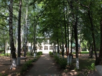 neighbour house: avenue. Zapadny, house 7. nursery school №36, «Земляничка»