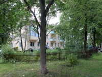 neighbour house: avenue. Keramikov, house 100. Apartment house