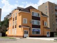 neighbour house: Blvd. Remizov, house 4. hotel «Уют»