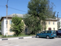 Kurovskoe, Vokzalnaya st, house 15. Apartment house