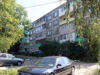Kurovskoe, Sovetskaya st, house 92. Apartment house