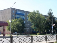 Kurovskoe, Sovetskaya st, house 118. Apartment house