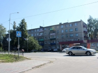 Kurovskoe, Sovetskaya st, house 146. Apartment house