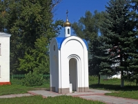 库罗夫斯科耶, 教堂 Георгия ПобедоносцаSovetskaya st, 教堂 Георгия Победоносца