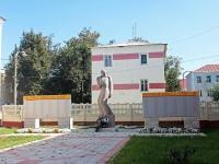 Kurovskoe, memorial Павшим воинам-текстильщикамSovetskaya st, memorial Павшим воинам-текстильщикам