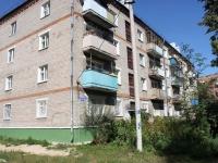 Куровское, улица Коммунистическая, дом 8. многоквартирный дом