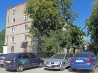 Kurovskoe, Kommunisticheskaya st, house 14. Apartment house