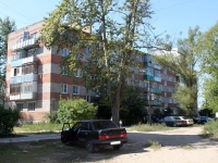 Kurovskoe, Kommunisticheskaya st, house 24. Apartment house