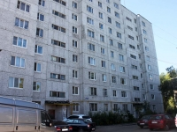 Kurovskoe, Kommunisticheskaya st, house 56. Apartment house