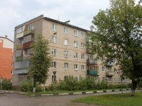 Kurovskoe, Kuybyshev st, house 1. Apartment house