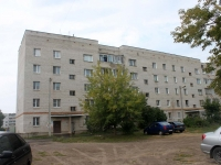 Kurovskoe, Oktyabrskaya st, house 8. Apartment house