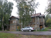 Kurovskoe, Pervomayskaya st, house 81. Apartment house