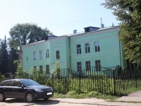 Kurovskoe, st Pervomayskaya, house 101. Apartment house