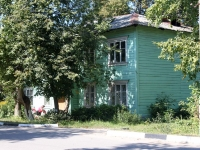Kurovskoe, st Pervomayskaya, house 103. Apartment house