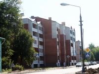 Kurovskoe, Pochtovaya st, house 5. Apartment house