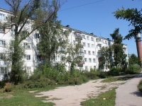 Kurovskoe, Sverdlova st, house 102. Apartment house
