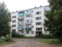 Kurovskoe, Sverdlova st, house 108. Apartment house