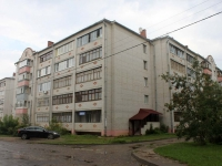 Kurovskoe, Sverdlova st, house 117. Apartment house