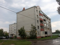 Kurovskoe, Sverdlova st, house 119. Apartment house