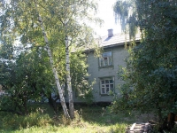 Kurovskoe, Suvorov st, house 104. Apartment house