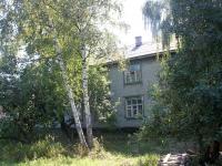 Куровское, улица Суворова, дом 104. многоквартирный дом