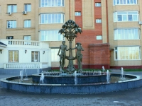 neighbour house: st. Krasnoarmeyskaya. fountain Адам и Ева