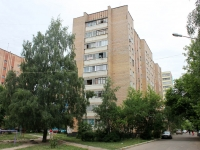 neighbour house: st. Bronnitskaya, house 15. Apartment house