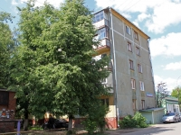 neighbour house: st. Bronnitskaya, house 27. Apartment house