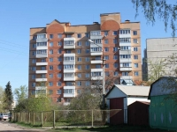 neighbour house: st. Guriev, house 1Д. Apartment house