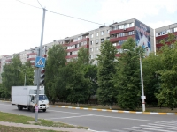 neighbour house: st. Guriev, house 10. Apartment house