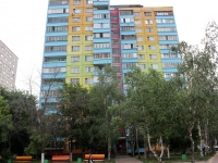 neighbour house: st. Guriev, house 19. Apartment house