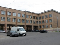 neighbour house: st. Guriev, house 23. school №21