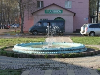 соседний дом: ул. Гурьева. фонтан на Гурьева