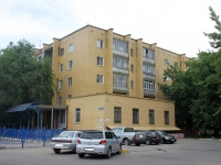 neighbour house: Ln. Zheleznodorozhny, house 5. Apartment house