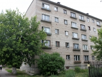 Ramenskoye, Zheleznodorozhny Ln, house 11. Apartment house
