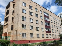 neighbour house: st. Kominterna, house 9. hostel