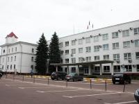 罗曼斯科耶, 管理机关 Администрация Раменского муниципального района, Komsomolskaya sq, 房屋 2