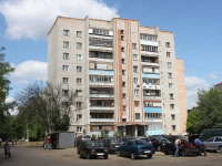 neighbour house: st. Lesnaya, house 21. Apartment house