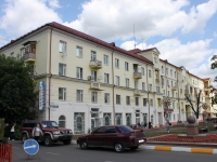 neighbour house: st. Mikhalevich, house 3. Apartment house