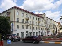 соседний дом: ул. Михалевича, дом 3. многоквартирный дом