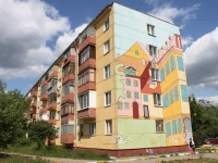 neighbour house: st. Mikhalevich, house 8 к.1. Apartment house