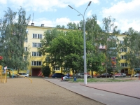 neighbour house: st. Mikhalevich, house 10. Apartment house