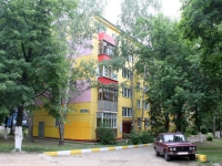 neighbour house: st. Mikhalevich, house 16. Apartment house