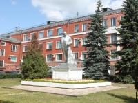隔壁房屋: st. Mikhalevich, 房屋 39. 工厂(工场) Приборостроительный завод