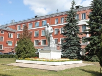 neighbour house: st. Mikhalevich, house 39. factory Приборостроительный завод