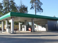 neighbour house: st. Mikhalevich, house 72В. fuel filling station