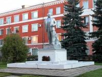 罗曼斯科耶, 纪念碑 В.И. ЛенинуMikhalevich st, 纪念碑 В.И. Ленину